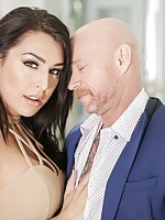 Chanel Santini::Buck Angel