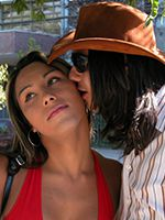 Hot TS Ambra Gets Picked Up in Chile and Gets Pleasured and Fucked Hard