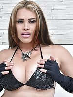 Bianca Soares Huge Tits and Juicy Dick will Tease Your Cocks 'till They Cry